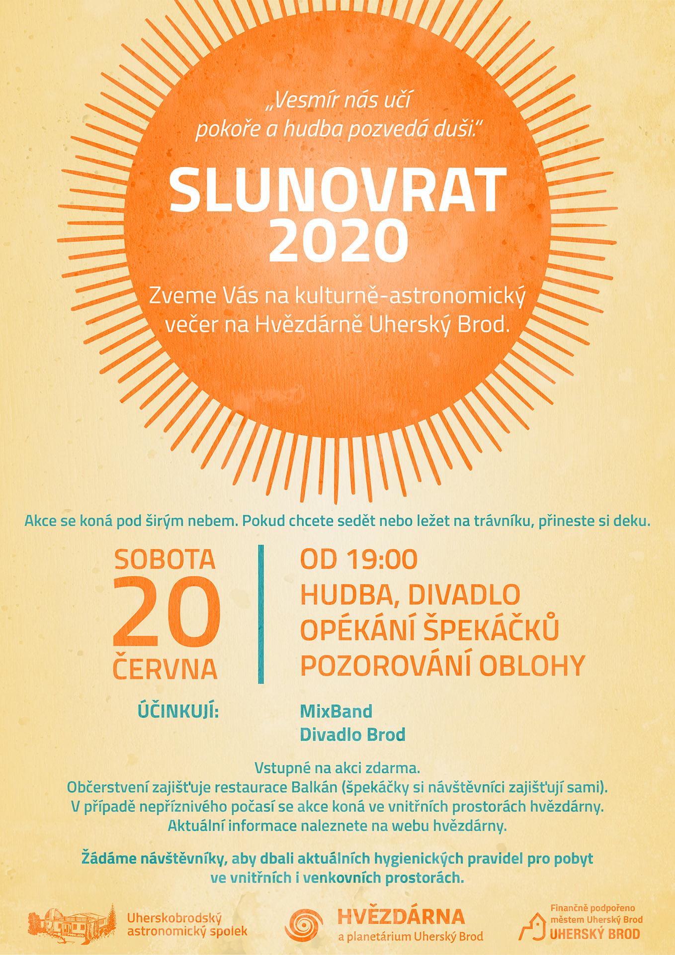 Slunovrat 2020 (není nutná rezervace)